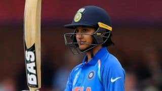 ICC Women's Rankings: Smriti Mandhana Maintains Top Spot