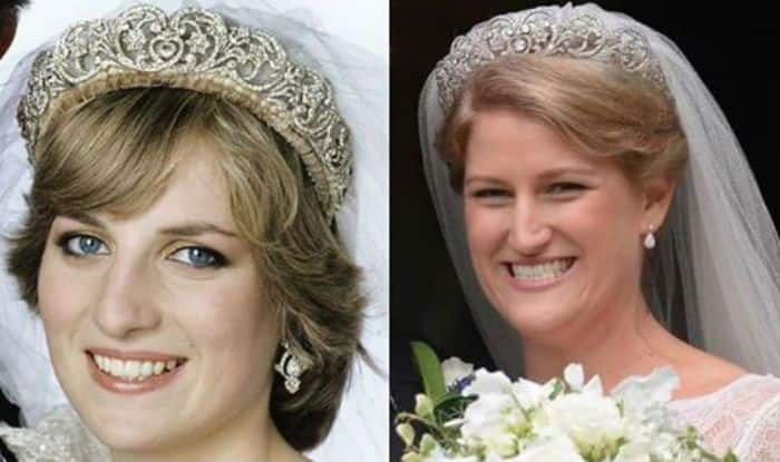 Princess Diana S Iconic Spencer Tiara Worn In Public After 21