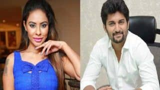 Sri Reddy Threatens To Expose Nani In Her Latest Facebook Post