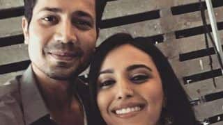 Veere Di Wedding Co-Stars, Sumeet Vyas & Swara Bhaskar Bond on the Sets of Their Next Project