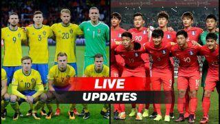 Sweden vs South Korea FIFA World Cup 2018 Highlights: Sweden Beat South Korea 1-0 -- WATCH GOAL