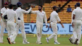 टेस्ट क्रिकेट में टीम इंडिया की सबसे बड़ी जीत, अफगानिस्तान को पारी और 262 रन से हराया