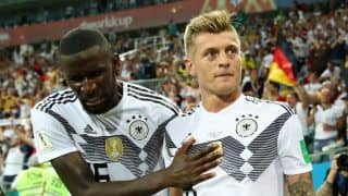 Dream11 Team Germany vs Northern Island UEFA Euro 2020 Qualifiers - Football Prediction Tips For Today's European Qualifiers Group C Match GER vs NIR at Commerzbank-Arena 1:15 AM IST