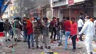 एमपी: शाजापुर में प्रताप जयंती के जुलूस पर पथराव के बाद हिंसा,कई वाहन फूंके