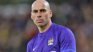 FIFA World Cup 2018: We Are Ready, Says Argentina Goalkeeper Willy Caballero