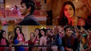 Dhadak Song Zingaat: Twitterati React To The Hindi Version Of The Popular Marathi Song - Read Tweets