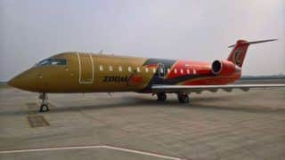 Delhi-Jabalpur Zoom Air Flight Makes Emergency Landing at Raja Bhoj Airport in Bhopal; All Passengers Safe