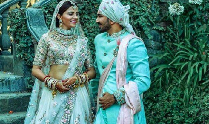 Rubina wedding