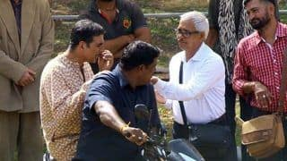 Gold: बंगाली अंदाज में दिखे  अक्षय कुमार,  हॉकी की गोल्डन कहानी दिखाने को तैयार