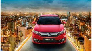 न्यू Honda Amaze की दुनिया हुई दीवानी, लॉन्च के पहले महीने ही बिकीं 10 हजार यूनिट्स