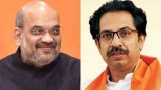 BJP, Shiv Sena's Consensus on 2019 Lok Sabha Polls Goes Barren Over Seat Share in Maharashtra Elections: Report