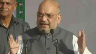 In Jammu, Amit Shah Lambasts PDP And Congress; Says J&K's Development More Important For BJP Than to Remain in Power