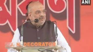Amit Shah Hits Out at Arvind Kejriwal, Says he Speaks Lie Loudly And Publicly