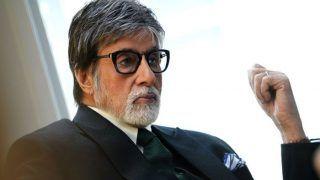 कार में बैठे उस शख्स ने अमिताभ बच्चन को सलमान समझकर कहा.....