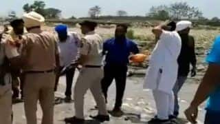 Punjab: Mining Mafia Goons Rough up AAP MLA For Trying to Expose Them During Facebook Live