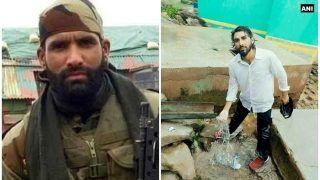 ईद पर घर जाते समय अगवा जवान औरंगजेब की हत्या, गोलियों से छलनी शव मिला
