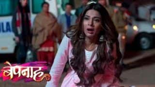 Bepannah 4 June 2018  Full Episode Written Update: Zoya Twists Her Leg And Aditya Gets Hurt, The Two Then Cherish Old Memories