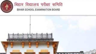 BSEB Bihar Board 10th Result 2018 Delayed, Will Now be Declared on This Date