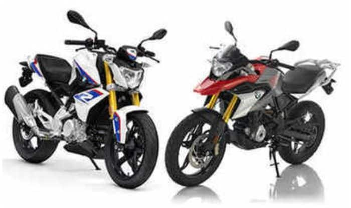 Bmw Launches G 310 R And G 310 Gs Today In India Price Starts At Rs