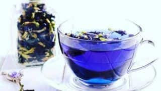 Black Tea and Green Tea Are Too Mainstream, Try Out Blue Tea