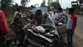 4 Killed, 2 Injured as Car Rams Into Truck on Indore-Bhopal Highway