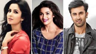 Katrina Kaif Is Hurt Seeing Alia Bhatt's Growing Closeness with Ranbir Kapoor - Read Details