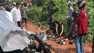 सड़क हादसे में कंबोडिया के राजकुमार गंभीर रूप से घायल, पत्नी की मौत