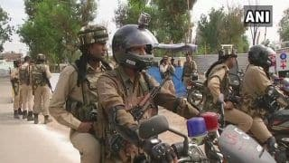 Special Motorcycle Squad Formed by CRPF For Annual Amarnath Yatra