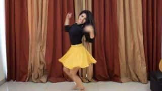 Girl's Bindaas Dance Moves on Daru Badnaam Song Will Make Your Day Better, Watch
