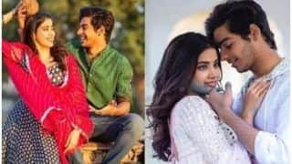 Dhadak Title Track Out: Janhvi Kapoor-Ishaan Khatter's Chemistry And Ajay-Atul's Beautiful Composition Makes This Romantic Track Unmissable - Watch Video