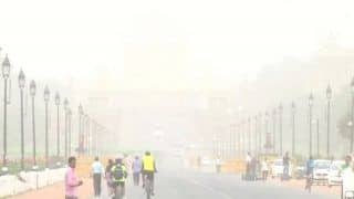 Air Quality Continues to Remain 'Poor' in Delhi, to Dip Further in Coming Days