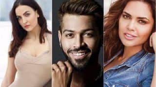 Cricketer Hardik Pandya Is Dating Esha Gupta, And Not Elli Avram