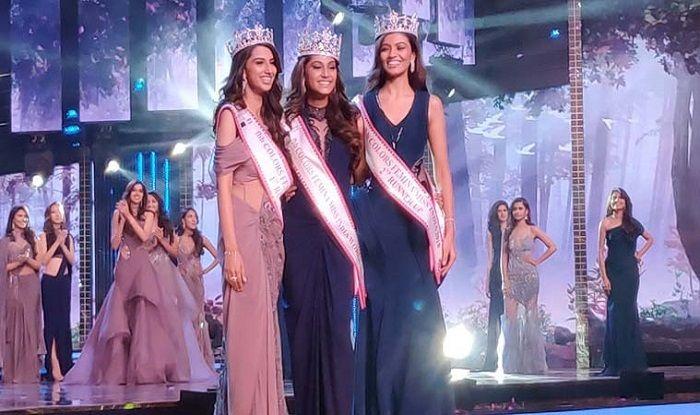 55th Femina Miss India World 2018 Winner is from Tamilnadu