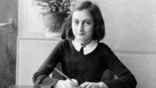 आज है द्वितीय विश्व युद्ध के दौरान डायरी लिखने वाली किशोरी एनी फ्रैंक का जन्मदिन