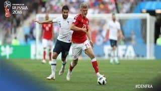 FIFA World Cup 2018 Highlights: Denmark Progress To Round Of 16 After Goalless Draw Against France