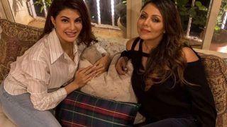 शाहरुख खान की पत्नी गौरी ने सजाया जैकलीन का बेडरूम, तस्वीरों में देखिए