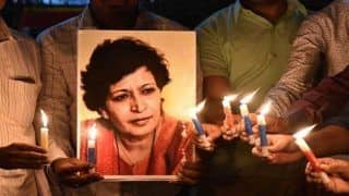 Gauri Lankesh Murder: SIT Arrests Seventh Accused