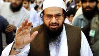 Pakistan PM Imran Khan's Top Minister Seen Sharing Stage With LeT Chief Hafiz Saeed