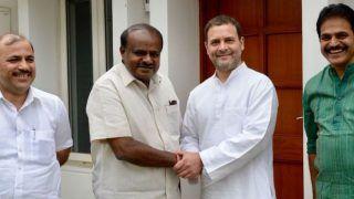 उपचुनाव नतीजों से उत्साहित कांग्रेस-जद (एस) ने कहा- हम मिलकर लड़ेंगे 2019 लोकसभा चुनाव
