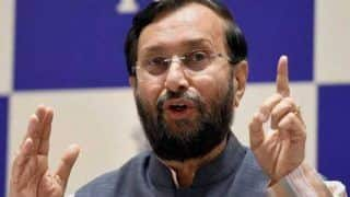 Javadekar Hits Out at PC Chacko For Calling Gandhi Family India's First Family