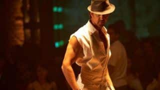 Hrithik Roshan Grooves to Bhojpuri Number Lollipop Lagelu After Wrapping The Rajasthan Schedule of Super 30
