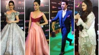 IIFA Awards 2018: From Kriti Sanon, Shraddha Kapoor, Rekha To Ranbir Kapoor, Here's What Celebs Wore At The Green Carpet