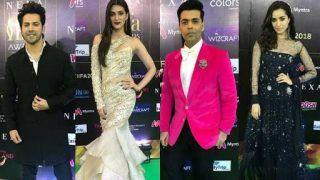 IIFA Rocks Green Carpet 2018: Varun Dhawan, Shraddha Kapoor, Kriti Sanon Dazzle With Their Appearances - See Pics