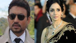IIFA Awards 2018: Sridevi and Irrfan Khan Declared Best Actors For Mom And Hindi Medium Respectively