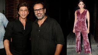 Aanand L Rai Birthday: Shah Rukh Khan, Anushka Sharma, Kriti Sanon, Ayushmann Khurrana Come Together to Celebrate The Filmmaker's Special Day - See Pics