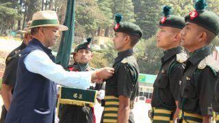 कुमायूं रेजीमेंट सेंटर के 155 रिक्रूट भारतीय सेना में हुए शामिल, सीएम बोले- सैनिकों की वीरता पर देश को नाज