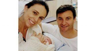 न्यूजीलैंड की प्रधानमंत्री ने बेटी को जन्म दिया, बनीं विश्व की दूसरी ऐसी महिला