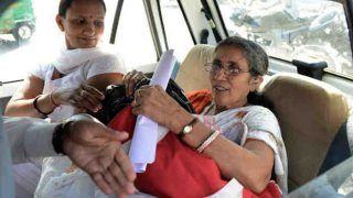 पीएम नरेंद्र मोदी को अविवाहित बताए जाने पर पत्नी जशोदाबेन ने जताई आपत्ति, कहा वे मेरे राम