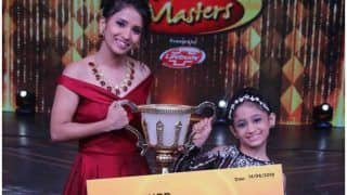 Dance India Dance Li'l Masters Season 4 Winner: Jiya Thakur Bags The Trophy - View Pic