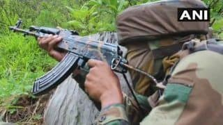 Jammu And Kashmir: One Army Personnel, Two Terrorists Killed in Bandipora's Panar Forest Area; Operation Underway